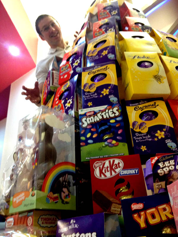 Easter Egg Charity Appeal