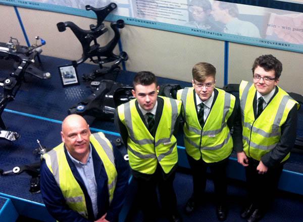 GESTAMP Tallent's Apprenticeship Challenge