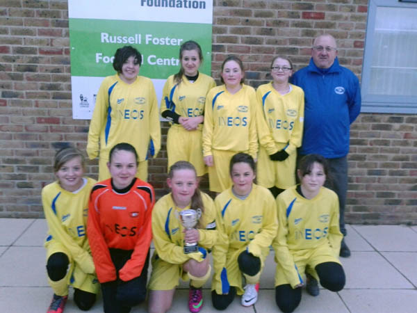 Youthy Girls Cup Final