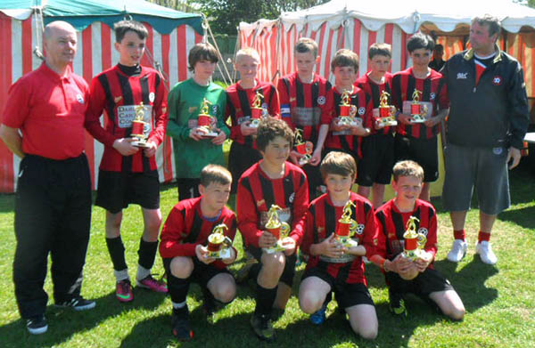 Heighington AFC Runners Up In Blackpool Tournament