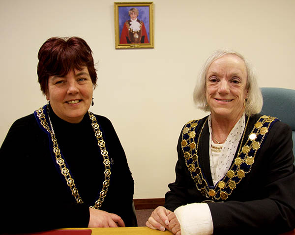 New Council New Mayor