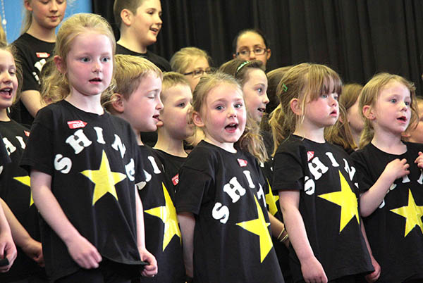 Join Young People's Community Choir