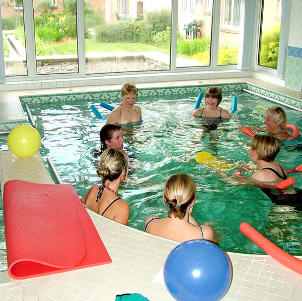 Aquacise at PCP – Water Fitness Programme