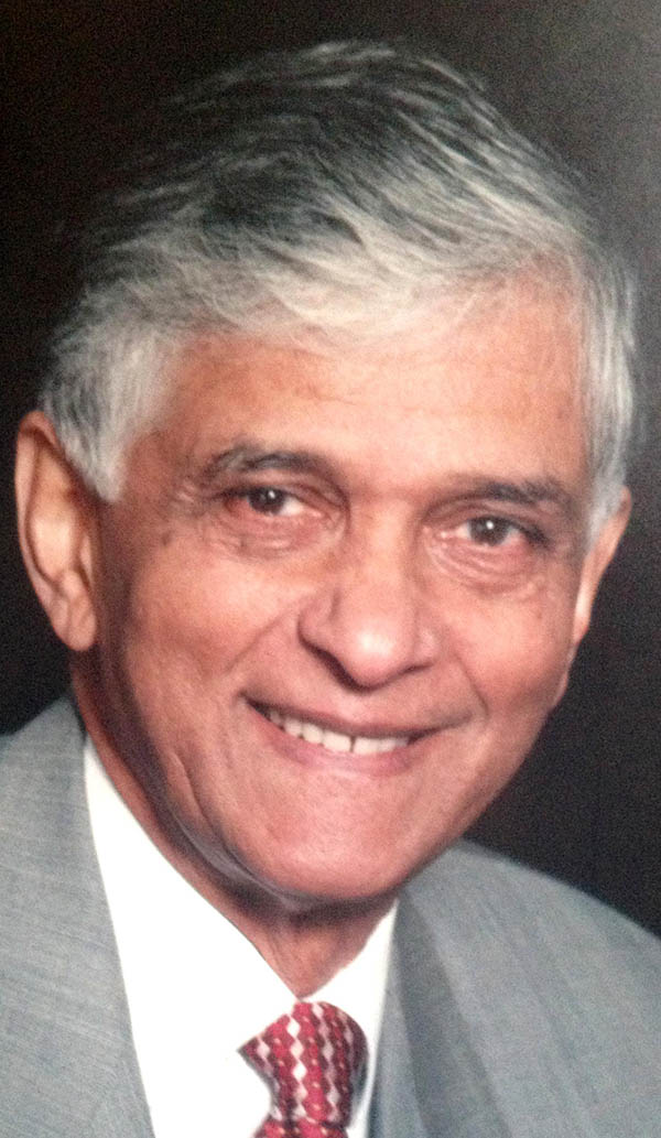 Reverend David Chaudhary 1932 – 2013