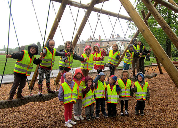 School Club Visit Preston Park