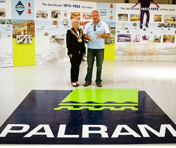 Palram Celebrate 50 years in UK
