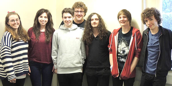 Radio Debut for Aycliffe Band