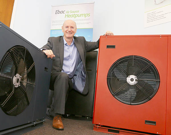 Ebac's Further Expansion into Heat Pumps