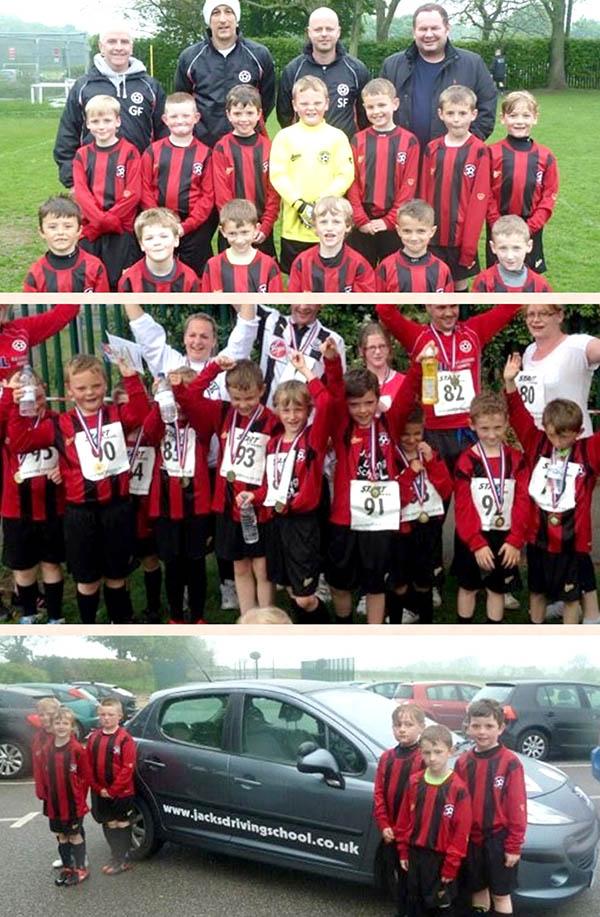Heighington Boys Secure New Sponsors