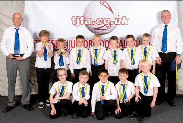 TJFA Fair Play Winners