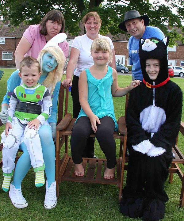 Acorn Residents Fun Day