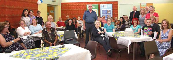 Food Bank Celebrates 1st Birthday