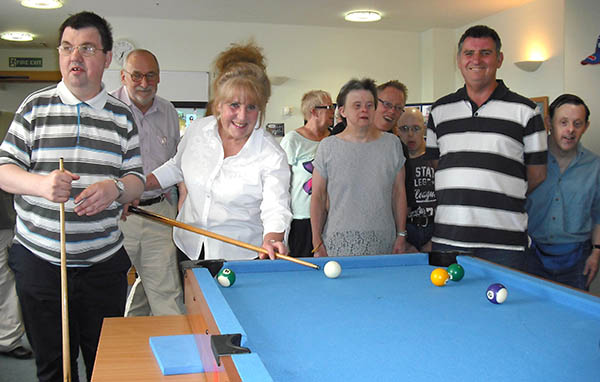 Social Club for Disabled Adults Goes Weekly