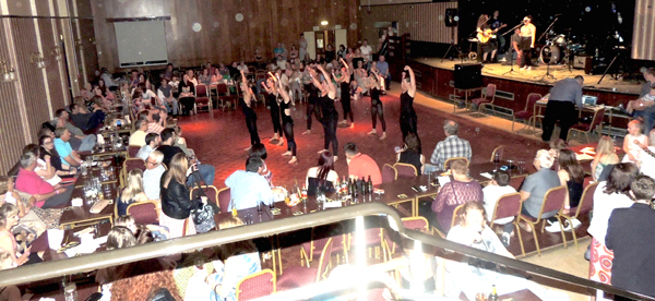 Great AYTP Fundraising Event at The Big Club