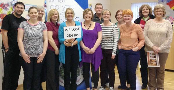 Community Weight Loss Challenge Kicks Off Again