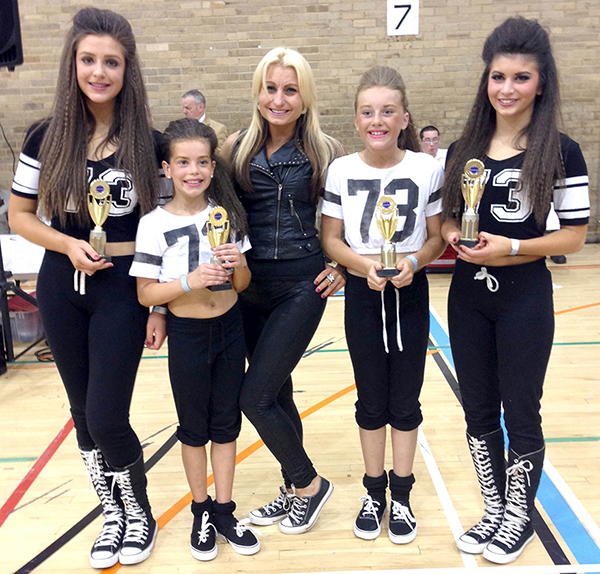 Great Results for Town Dance School