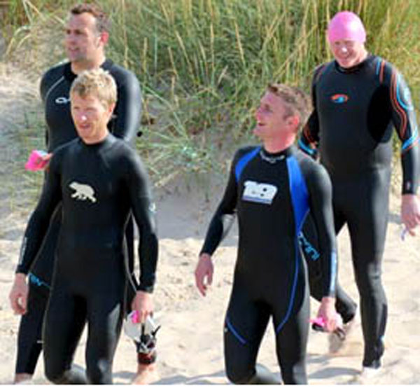 Aycliffe Tri Club Race Strong