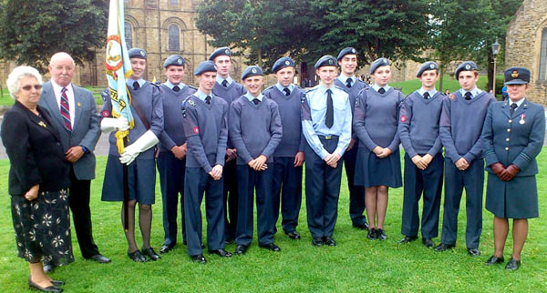 More Recruits for Aycliffe Air Cadets