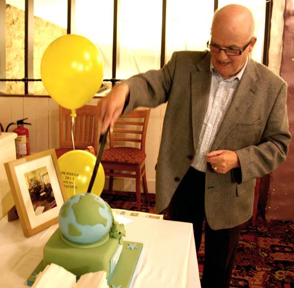 Newton Press Celebrate 50th Anniversary