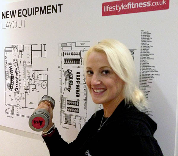 New Equipment & Facilities at Aycliffe Gym