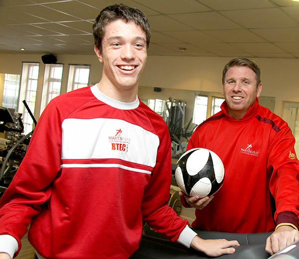Disabled Newtonian Lands Dream Football Job