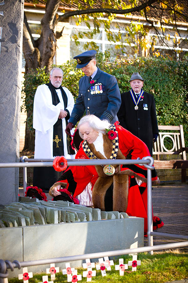 AYCLIFFE REMEMBERS
