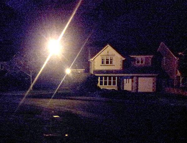 New Lighting Make Streets Unsafe