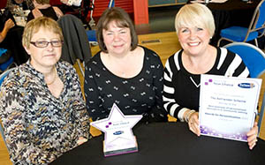 Award for Local Befriender Scheme