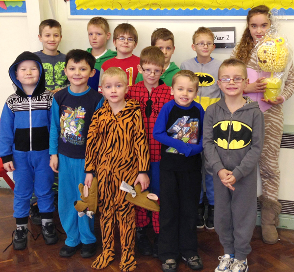 Fun With Pudsey at Sugar Hill