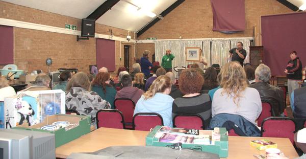 Auction at Scouts Centre
