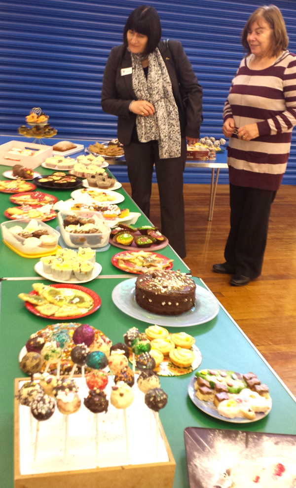 Great Bake Off!