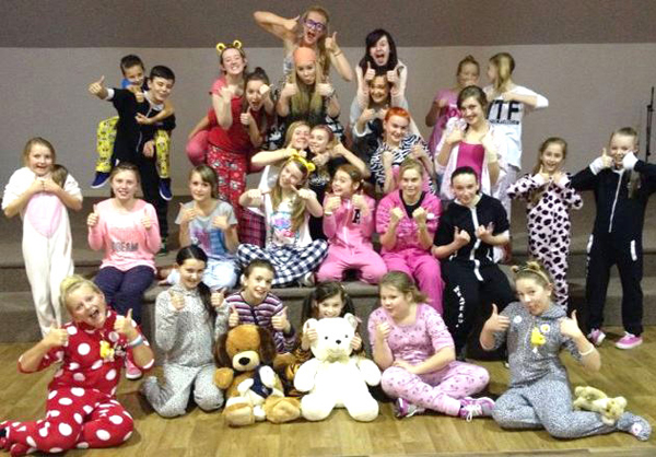 Dancing for Children In Need