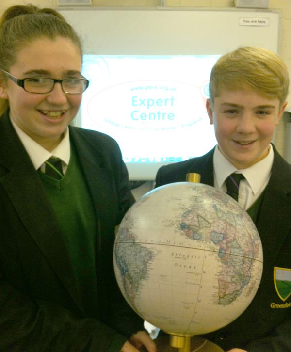 U.K. Programme boosts students' global awareness