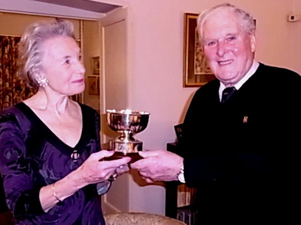 Posthumous Award to Village Stalwart