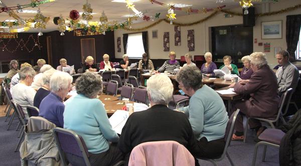 Town Social Group Celebrate 5th AGM