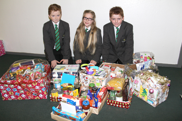 woodham xmas hampers