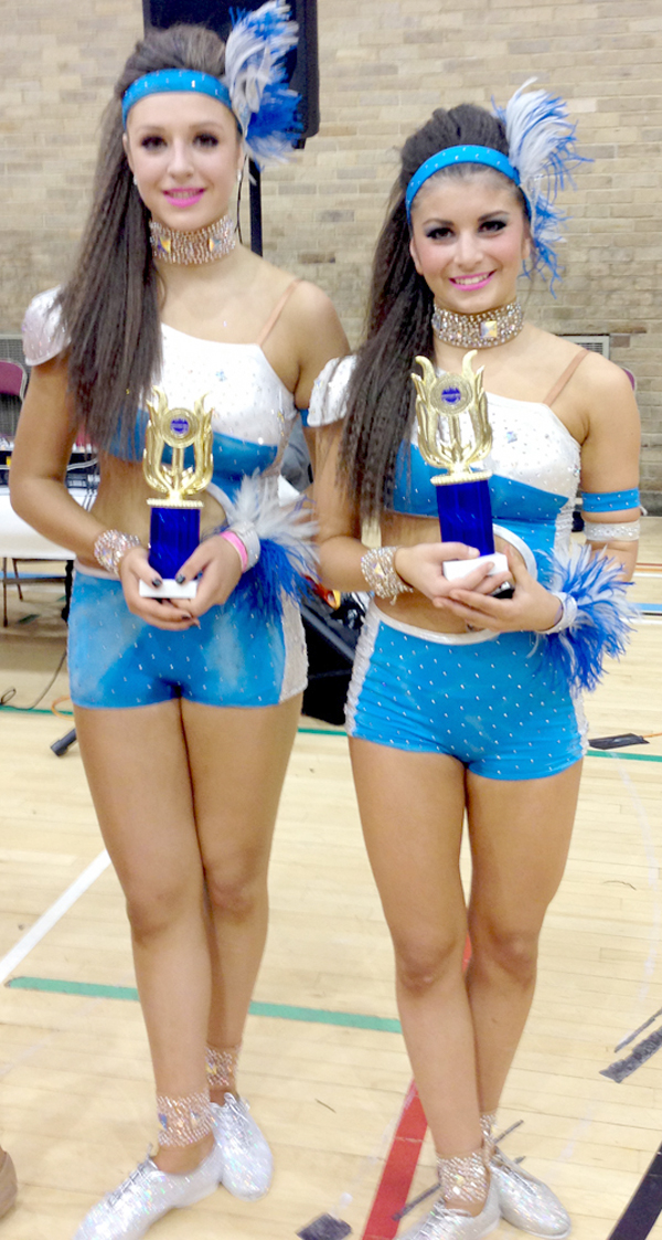 Dance Competition at Aycliffe Leisure Centre