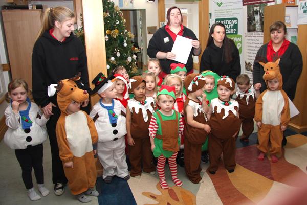 Carols at the PCP Centre