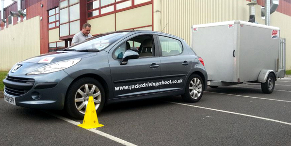 No Consideration for Driver Training