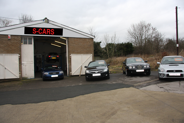 New Garage Opens In Aycliffe