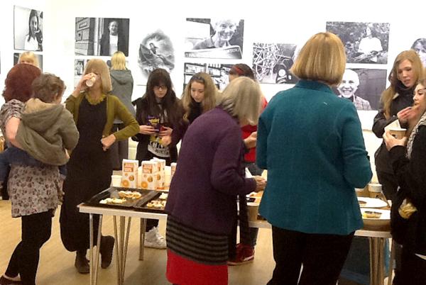 Aycliffe Students Visit Darlington Art Gallery