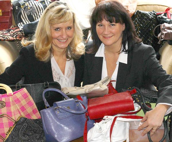 Handbag Auction for Hospice Funds