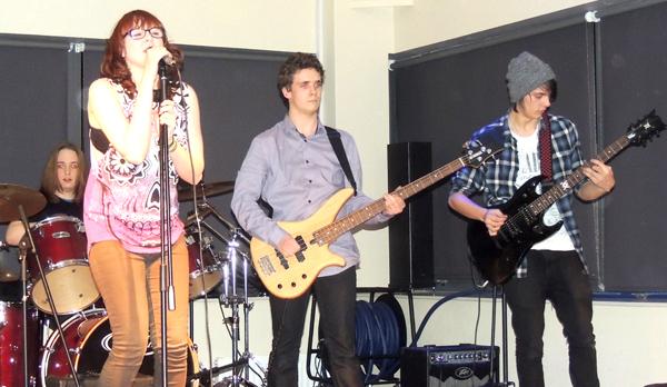 Aycliffe Music Scene