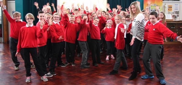 St Francis School Concert to Launch Music C.D.