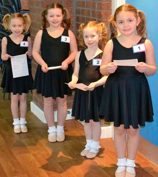 100% Exam Pass Rate at Aycliffe Dance Academy
