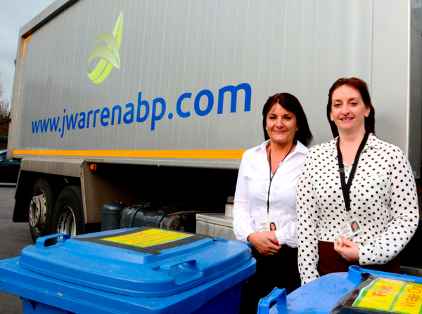 PCP Send Waste to Aycliffe's New Biogas Plant
