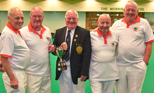 Aycliffe Bowlers Take the Honours