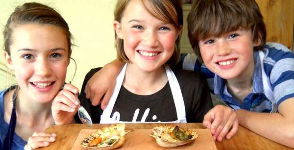 Free Family Cooking Course at PCP