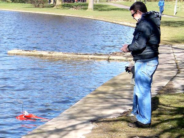 Using West Park Lake