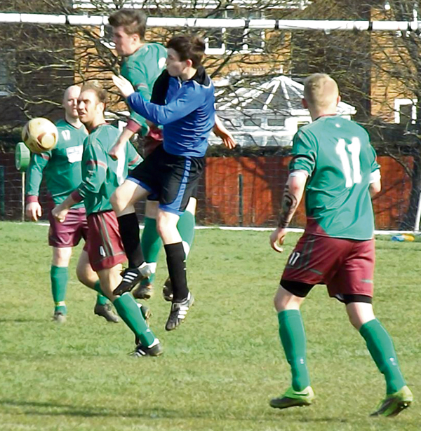 Promotion for Aycliffe Team in First Season